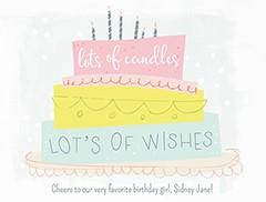 Birthday Cake Slideshow
