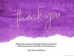 Online Thank You Cards Create A Free