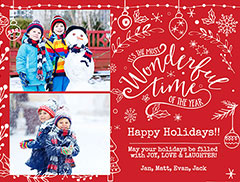 Christmas Card Maker Free Online Christmas Cards Smilebox