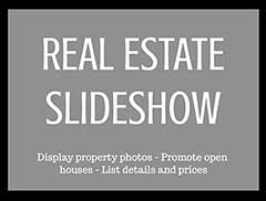 Colored Real Estate Slideshow
