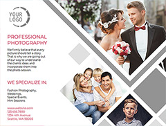 Flyer for Photography Business