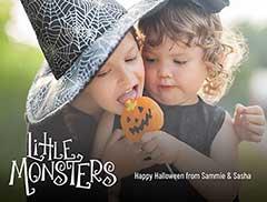 Halloween Slideshow Template
