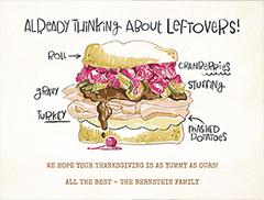 Happy Thanksgiving eCard Template