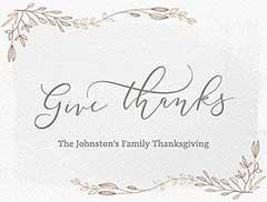Happy Thanksgiving Slideshow