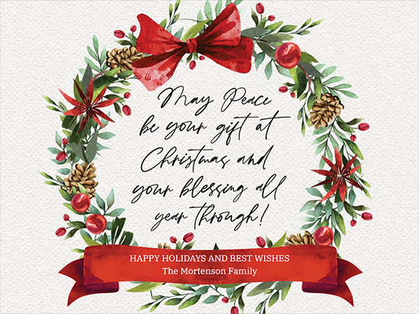 Christmas Card Maker Free Online